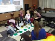 Cтартовала программа для самых маленьких «Развивайка»
